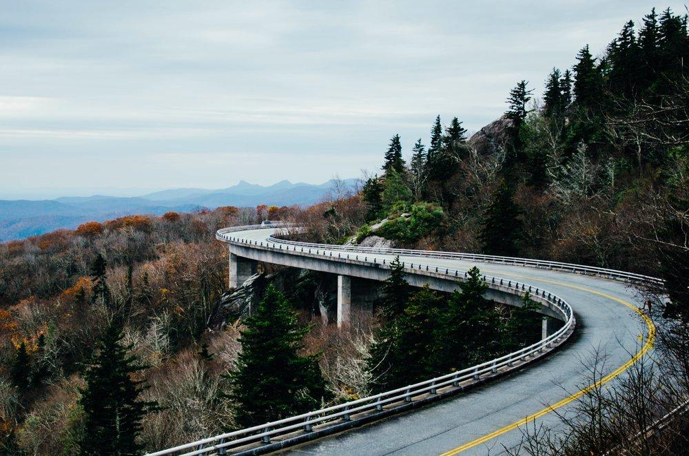 Highway Bridge Photo
